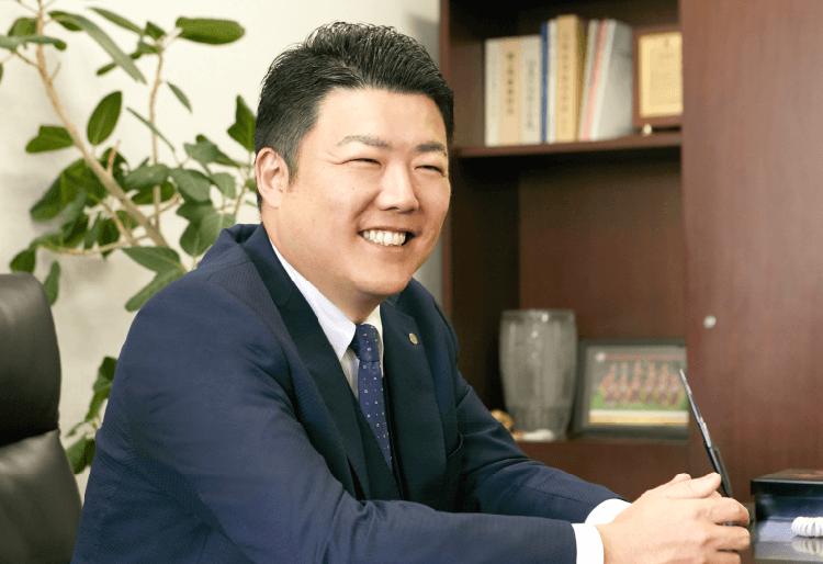 代表取締役社長 中村 友彦